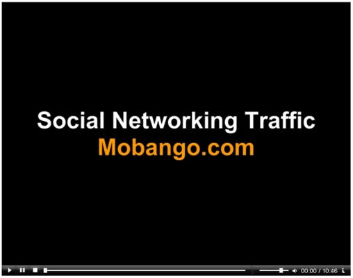 Product picture  *NEW!* Mobango Social Networking PLR Video - Social Markting PLR Videos - Private Label Rights