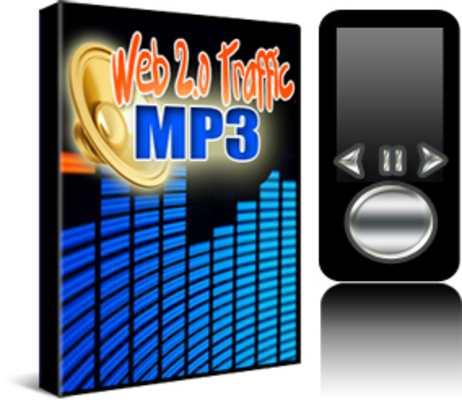 Product picture  *NEW!* Web 2.0 Traffic MP3