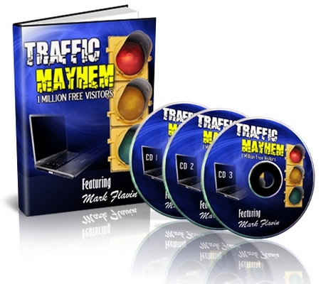 Product picture  *NEW!*  Traffic Mayhem -Master Resale Rights