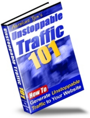Product picture *NEW!* Unstoppable Traffic 101 Generate Traffic with MRR