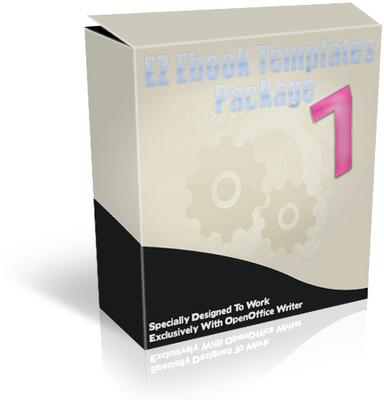 Product picture *NEW!* EZ Ebook Template Package 7- Master Resale Rights