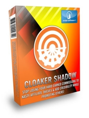 Product picture  *NEW!* Cloaker Shadow With Resell Rights