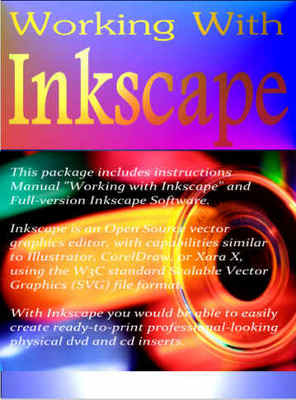 Product picture  *NEW!* Working with Inkscape