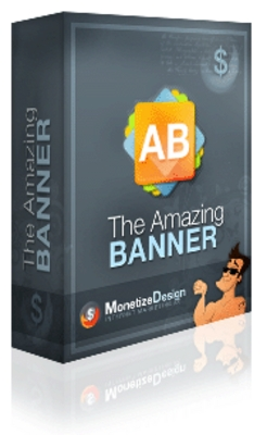 Product picture *NEW!* Amazing Banner Creator With Resale Rights