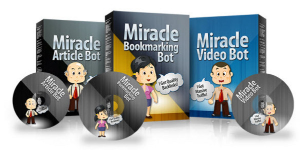 Product picture *NEW!* Miracle Traffic Bot - Traffic Generation Software