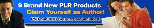 Product picture *NEW*  9 PRIVATE LABEL RIGHTS to 9 Brand New Products & Source  | Special Offer