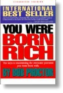Product picture *NEW*   YOU WERE BORN RICH Wealth money success  ebook by Bob Proctor