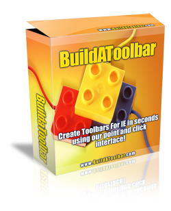 Product picture *NEW!* Build A Toolbar - Create Your Own Toolbar with Custom Toolbar Software