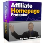 Product picture *NEW!*Affiliate Homepage Protector - Resell Rights | Hide Your Affiliate Links On Your Webpage With A Click Of A Button!