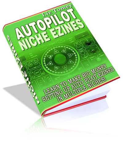 Product picture *NEW!*   Autopilot Niche Ezines - MASTER RESALE RIGHTS