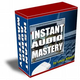 Product picture *NEW* Instant Audio Mastery Videos by LOUIS ALLPORT -  RESALE RIGHTS