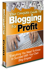 Product picture *NEW* Blogging For Profit Guide| Everything You Need to Know to Succeed With Your Own Blog Empire