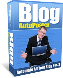 Product picture *NEW!* Blog Auto Poster - a script full of features, automatically updates your blogs with fresh contents under your complete control
