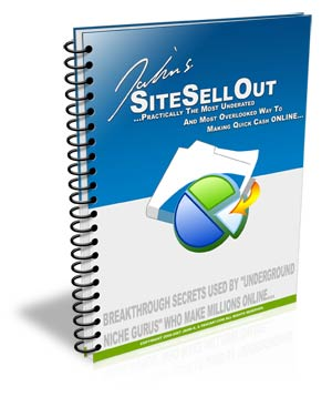 Product picture *NEW!* SiteSellOut Report  - Site Sell Out Report Special Master Resale Rights