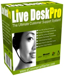 Product picture *NEW!* LIVE DESK PRO |The Ultimate Customer Support System!