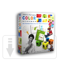 Product picture *NEW!*  Handy Color Schemer Software Tool - MASTER RESALE RIGHTS