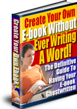 Product picture *NEW* Create Your Own Ebook Without Ever Writing A Word! - MASTER RESALE RIGHTS