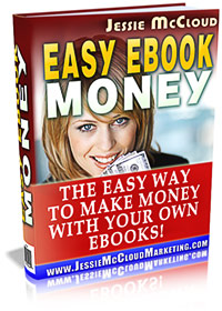 Product picture *NEW!*   Easy Ebook Money - The Easy Way To Make Money With Your Own Ebooks - MASTER RESALE RIGHTS