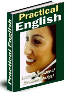 Product picture *NEW!* Practical English   - MASTER RESALE RIGHTS | Learn English at Home & Master The Language of E-Commerce with this practical English Language Course!