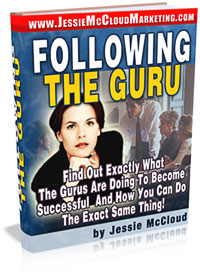 Product picture *NEW!* Follow The Guru - Resell Rights - Copy The Proven Profit Tactics That Work