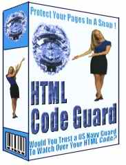 Product picture *NEW!* HTML Code Guard - Protect Your Web Pages And Double Your Profits From Affiliate Programs