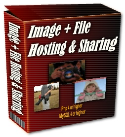 Product picture *NEW*  Start Your Own Image and  File Hosting Site - MASTER RESELL RIGHTS