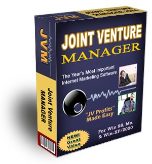 Product picture *NEW!* Joint Venture Professional  - MASTER RESALE RIGHTS | Broadcast Joint Ventures - JV Marketing
