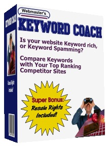 Product picture *NEW*  Keyword Coach product - Resell Rights | Get Top Search Engine Rankings