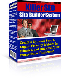 Product picture *NEW!* Killer SEO Website Builder System | Easy Website Building With The KSEO Website Builder System