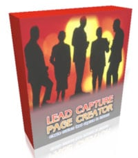 Product picture *NEW*  LEAD CAPTURE PAGE GENERATOR. | Lead Capture Page Creator
