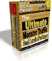 Product picture *NEW!* Ultimate Traffic Generator New for 2007! - Master Resell Rights