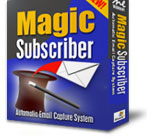 Product picture *NEW!* Magic Subscriber Email Software | Generate Traffic and Profit