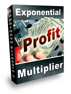 Product picture *NEW!* Exponential Profit Multiplier - Master Resale Rights | Traffic Generating System