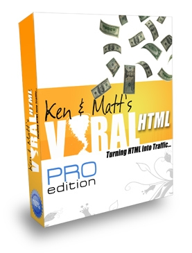Thumbnail *NEW!*  Viral HTML -Turning HTML Into Traffic - PRIVATE LABEL RIGHTS