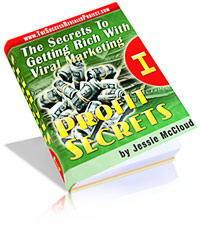 Product picture *NEW*  The Secrets To Getting Rich With Viral Marketing |  Profit Secrets with Resell Rights