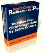 Product picture *NEW!* Redirect-It-Pro PLR | Redirect It Pro Increase Your Click-Thru Rates By Over 500 Or More - PHP script