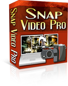 Product picture *NEW!*  Snap Video Pro | Truly Easy Way to Bring Your Snapshots to Life!