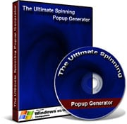 Product picture *NEW!* Spinning Popup Generator  with Resell Rights