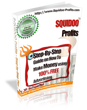 Product picture *NEW* Squidoo Profits  | Step by step guide on how to make money using 100 FREE advertising