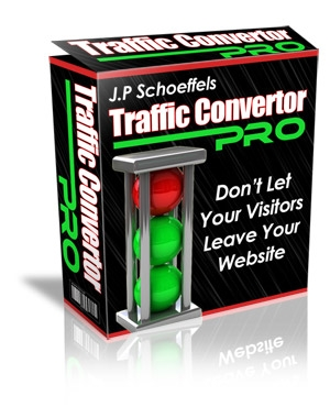Product picture *NEW!*  Traffic Convertor Pro  - MASTER RESALE RIGHTS | Dont Let Visitors Leave Your Website!