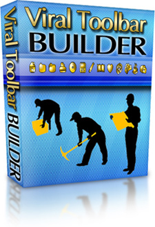 Product picture *NEW!*  Viral Toolbar Builder | Increase Your Website Traffic!